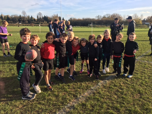 Year 2 Tag Rugby 2017